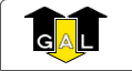 GAL link and logo