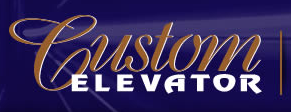 custom elevator logo for sidebar