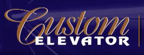 custom elevator logo for sidebar